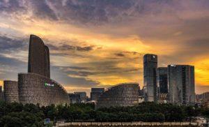 Rejser til Chengdu