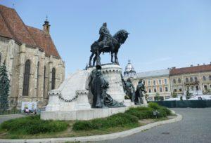 Rejser til Cluj