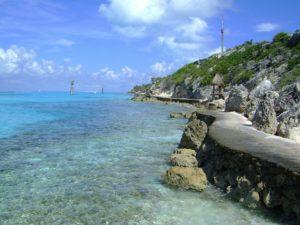 Rejser til Cozumel