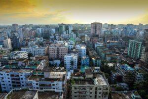 Rejser til Dhaka