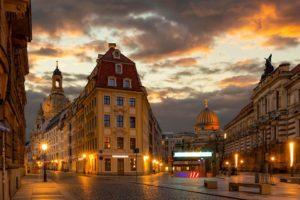 Rejser til Dresden