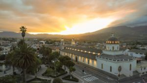 Rejser til Ecuador