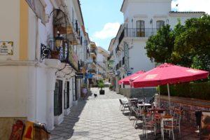 Rejser til Estepona