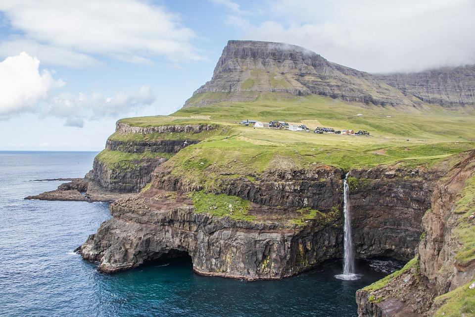 Rejser til Færøerne