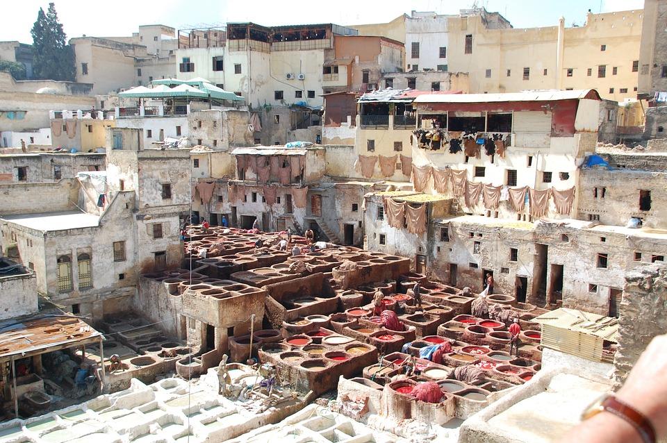 Rejser til Fez