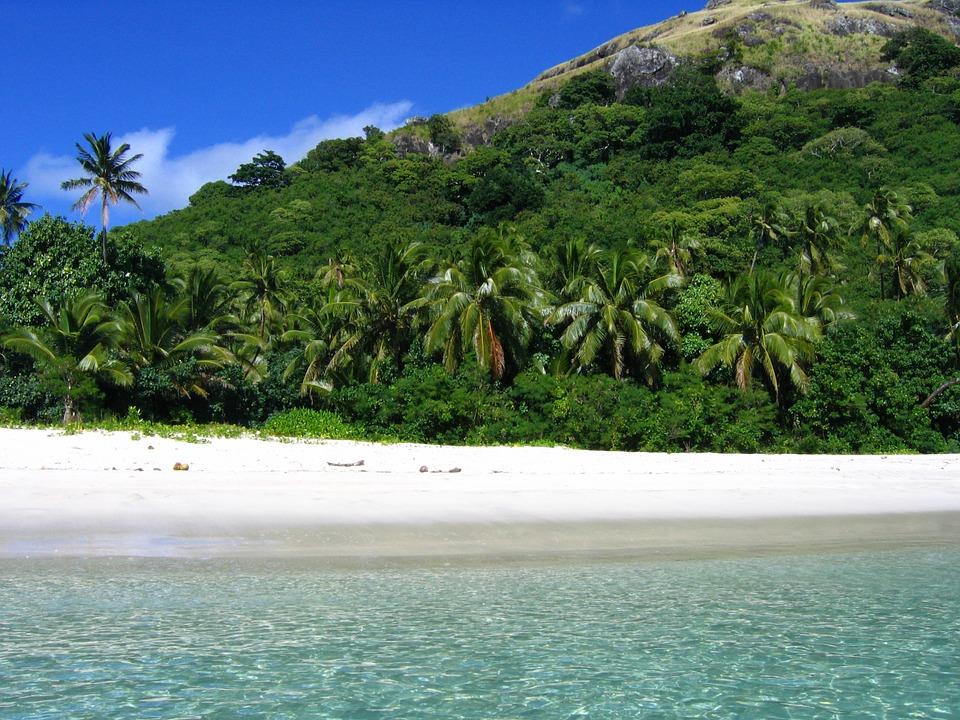 Rejser til Fiji