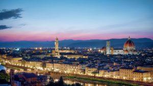 Rejser til Firenze