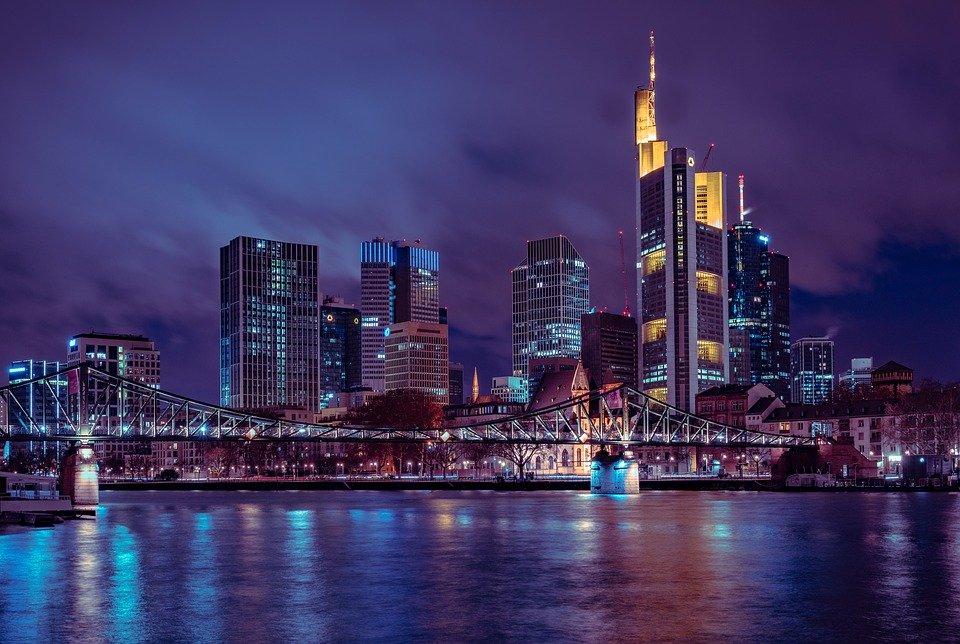 Rejser til Frankfurt