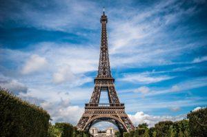 Rejser til Frankrig