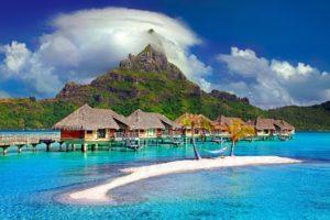 Rejser til Fransk Polynesien