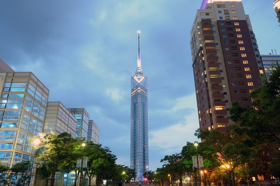 Rejser til Fukuoka