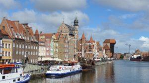Rejser til Gdansk