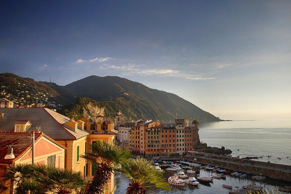 Rejser til Genova