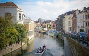 Rejser til Gent