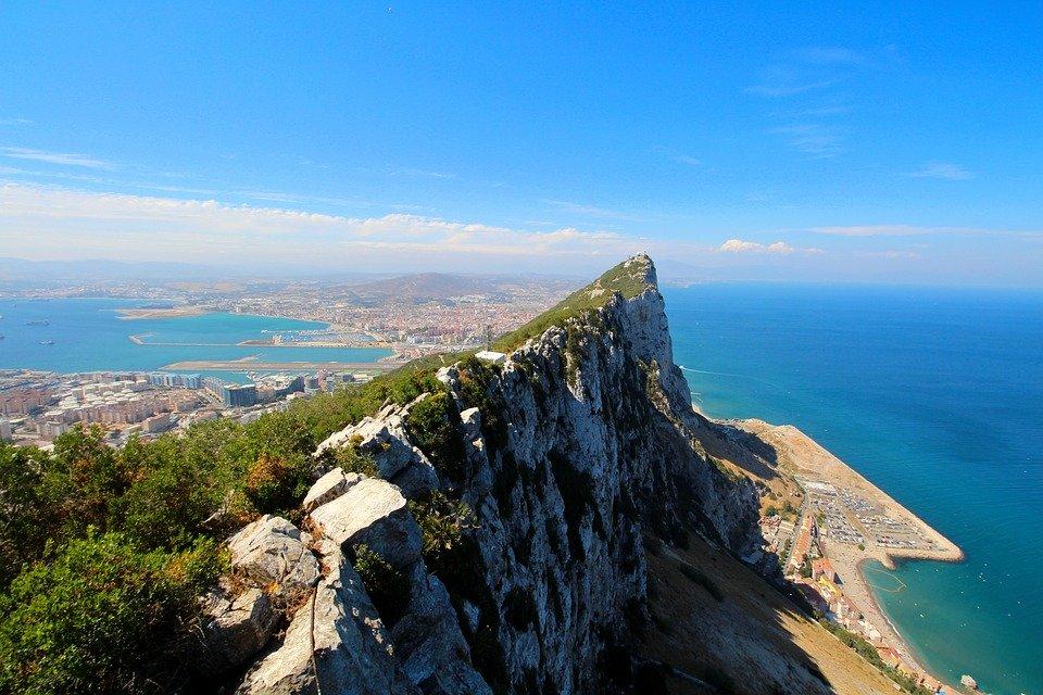 Rejser til Gibraltar