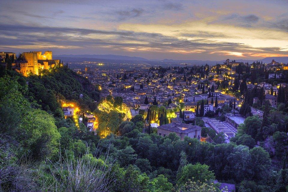 Rejser til Granada