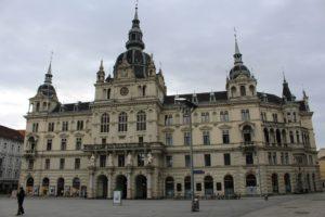 Rejser til Graz