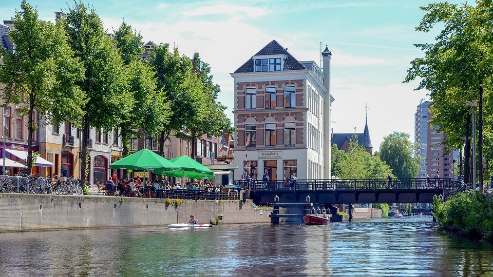 Rejser til Groningen