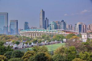 Rejser til Guangzhou