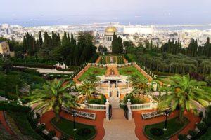 Rejser til Haifa