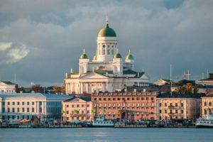 Rejser til Helsinki