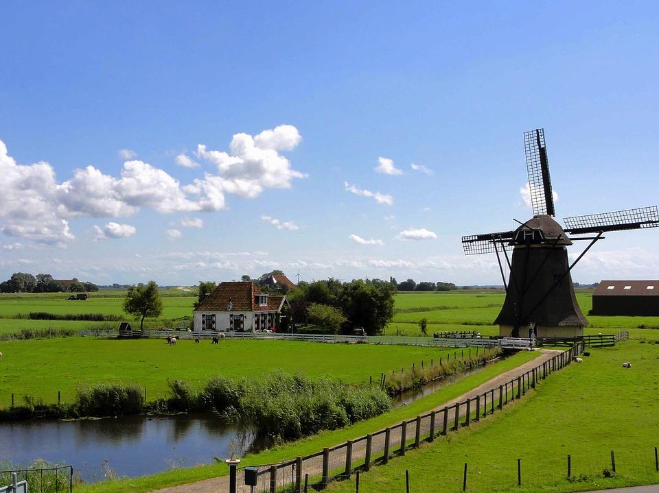 Rejser til Holland
