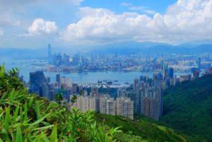 Rejser til Hong Kong