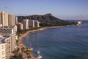 Rejser til Honolulu