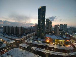 Rejser til Incheon