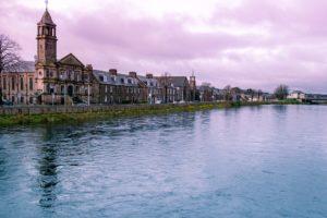 Rejser til Inverness