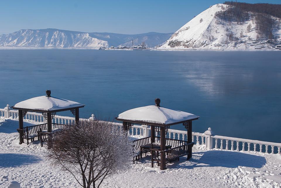 Rejser til Irkutsk