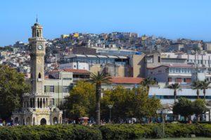 Rejser til Izmir