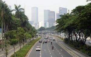 Rejser til Jakarta