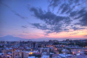 Rejser til Jerevan