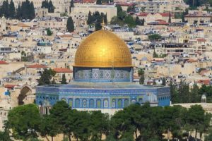 Rejser til Jerusalem