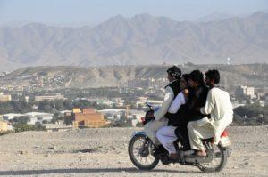 Rejser til Kabul