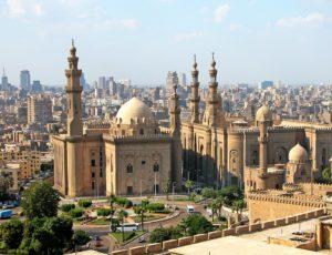 Rejser til Kairo