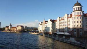 Rejser til Kaliningrad