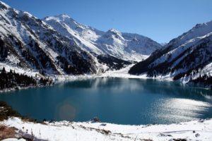 Rejser til Kasakhstan
