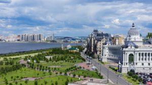 Rejser til Kazan