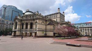 Rejser til Kiev