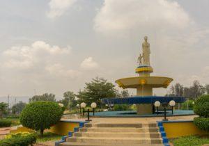 Rejser til Kigali