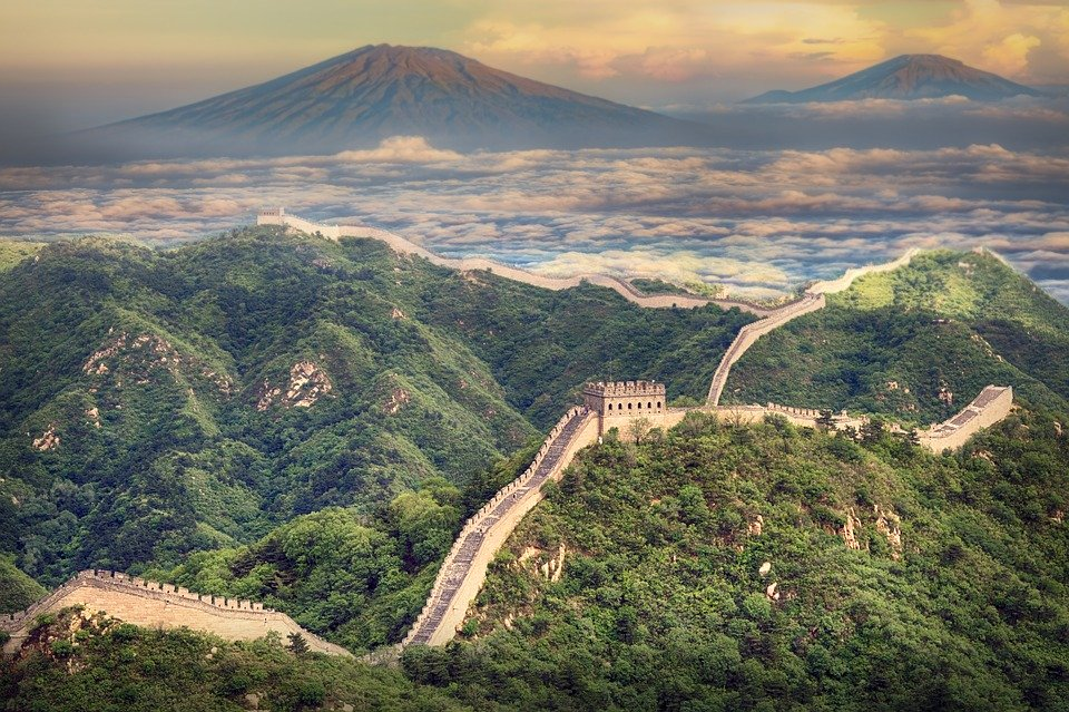 Rejser til Kina