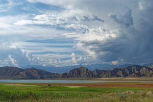 Rejser til Kirgisistan