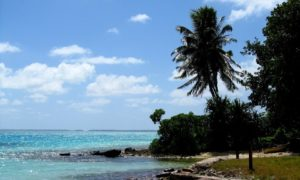 Rejser til Kiribati