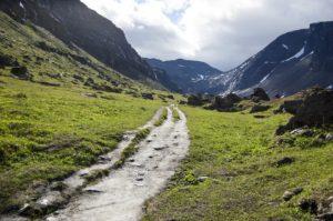 Rejser til Kiruna