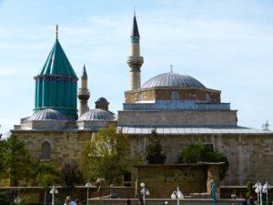 Rejser til Konya