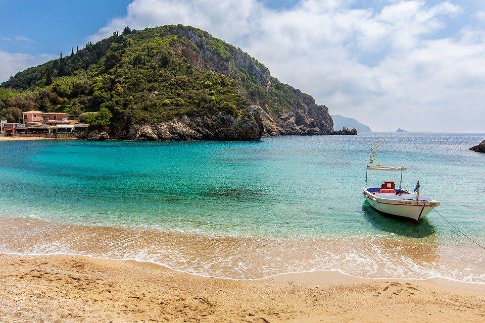 Rejser til Korfu