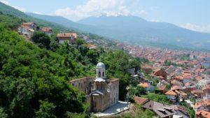 Rejser til Kosovo