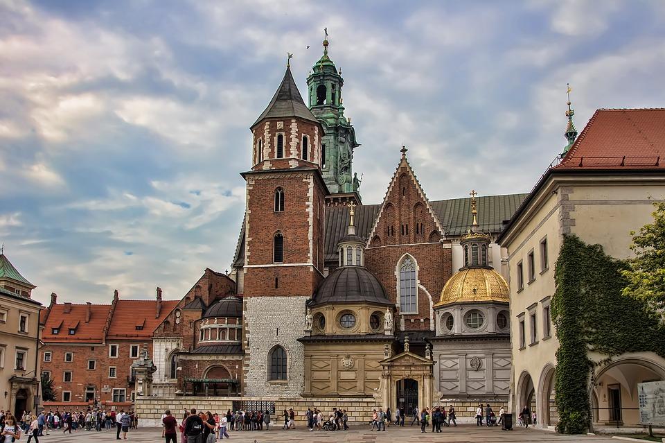 Rejser til Krakow